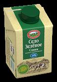 Сливки 10% бзмж 500гр ТВА Село Зеленое