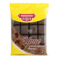 Ирис тир. С шоколадным вкусом 140г Яшкино
