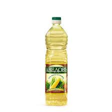 Масло кукурузное раф. дез. 1л Аведовъ