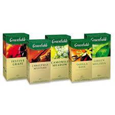 Чай Гринфилд Honey Linden herbal tea 25*1.5г