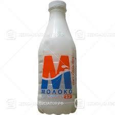 Молоко 3.2% бзмж п/б 0.903л (0.93кг0 Ижмолоко