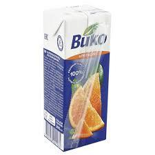 Сок Вико Апельсин 0.2л