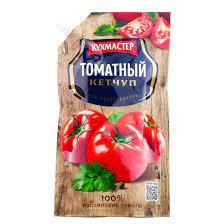 Кетчуп Томатный Кухмастер  350гр д/пак