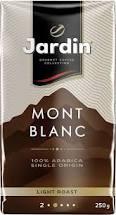 Кофе Jardin Мон Блан 250г молотый