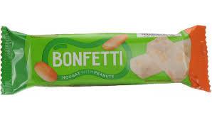 Батончик Bonfetti 25гр