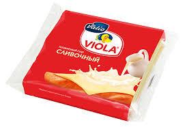 VALIO сыр плавл.Виола Сливочный тост 45% 140г