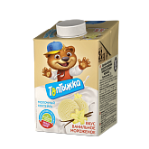 Коктейль молочный Топтыжка Ванильное мороженное 3.2% бзмж 500г Сарапул
