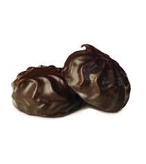 Зефир глазированный С ароматом ванилина(темн. глазурь) 1кг. Воткинск