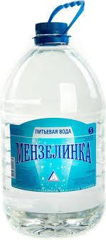 Вода питьевая артезин. Мензелинка 5л *