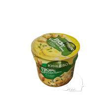 Пюре картоф. с луком и сухариками 40г ст Кунцево