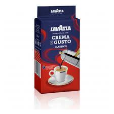 Кофе LAVAZZA CREMA E GUSTO мол. 250г.в/у