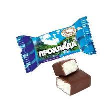 Конфеты Прохлада с кокосом 1кг Акконд
