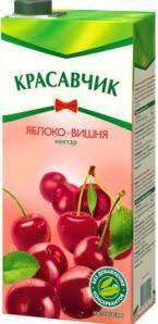 0.97л Нектар Красавчик Яблоко-вишня т/п *