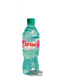 Вода природная горная н/г Архыз 0.5л  пэт Черкесск