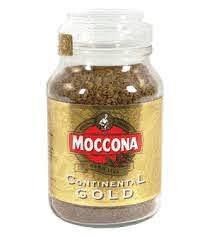 Кофе Маккона континентал голд раствор. ст.б 95г
