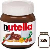 Паста Nutella орех.350г