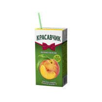 0.5л Нектар Красавчик Яблоко-персик  т/п *
