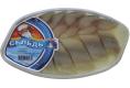 Ассорти сельдь филе+скумбрия 180г. кв/б Пеликан