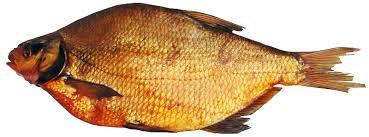 Лещ горячего копчения 1кг. Рыбхоз *