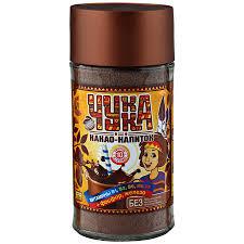 Какао напиток Чукка 130гр ст/б *