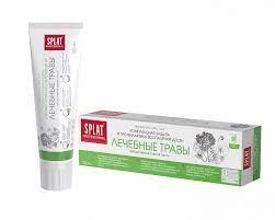 Зубная паста SPLAT Лечебные травы 100мл.