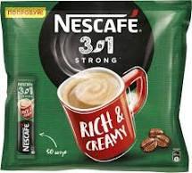 кофе Nescafe 3 в 1 крепкий 14.5г