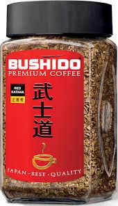 Кофе BUSHIDO RED KATANA сублимир. 100г ст/б Швейцария *
