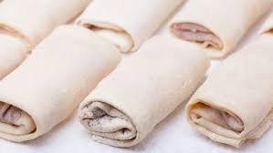 Блинчики с картофелем 0.450кг Ленькова