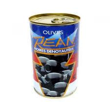 Маслины отборные без косточки 300г ж/б REAN *