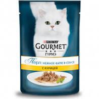Gourmet  Перл с курицей 85г м/у*