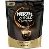 Кофе Nescafe COLD espresso 70г. м/у *