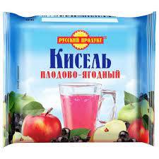Кисель Плодово-ягодный брикет. 200г Копейск Челябинская обл.