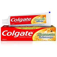 Зубная паста Colgate прополис отбеливающая 154мл.