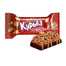 Конфеты Курьез шоколадный. 1кг Славянка