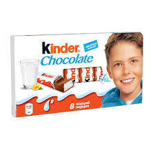 Киндер шоколад 100гр