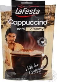 Кофе La Festa Капучино классич.12.5г. м/у