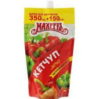 Кетчуп Махеев Лечо 500гр д/пак