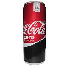 Кока-кола 0.33л газ. напиток