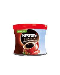 Кофе Nescafe  Classic  50г. ж/б