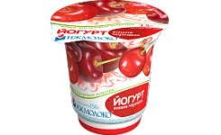 Йогурт Иж . с кус. Вишня-Черешня 3.5% 150г. бзмж пл ст.