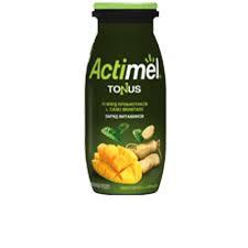 К/молочный продукт Actimel  манго/мате/женьшень 3% 95г.