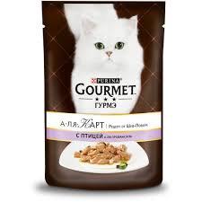 Gourmet  а-ля Карт с птицей .баклаж. цукини 85г м/у*