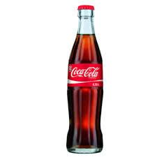 Кока-кола  Классик 0.33л ст/б