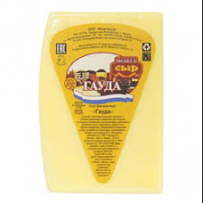 Гауда сыр фас. 45% 200г. Можга сыр