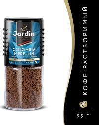 Кофе Jardin Колумбия меделлин 95г ст/б