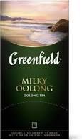 Чай Гринфилд MILKY OOLONG 25*2г *