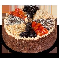 Восточные сказки 0.85кг торт Шоколадная долина г. Пермь