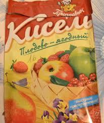 Кисель Плодово-ягодный 110г Проксима