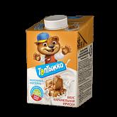 Коктейль молочный Топтыжка карамельная ириска 3.2% бзмж 500г Сарапул