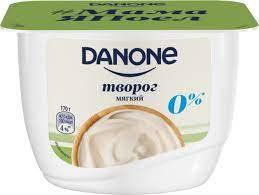 Данон творог мягкий обезжиренный 0.1%  170г